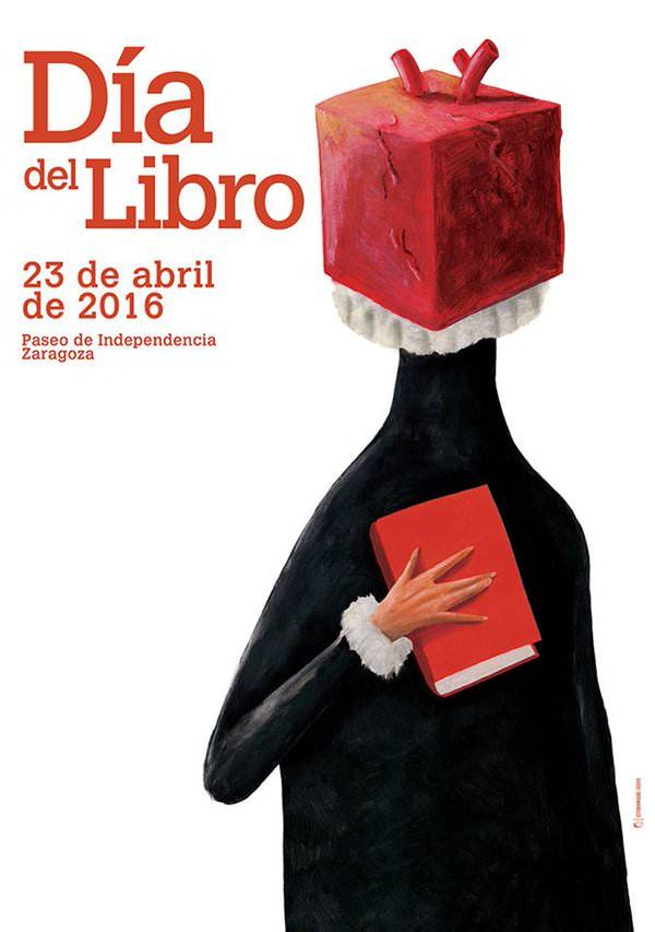 Día del libro 23 Abril