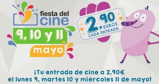 Fiesta del cine en Zaragoza