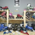 Stand de patines