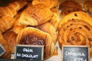 Le Petit Croissant repostería