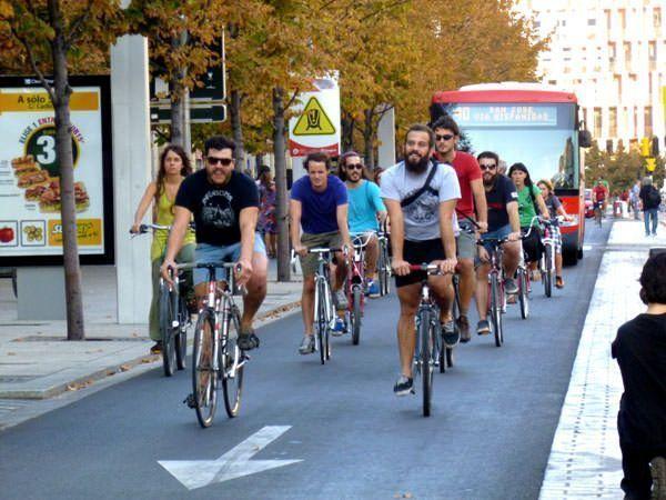 Día 22 de Septiembre se celebra el día sin bicis