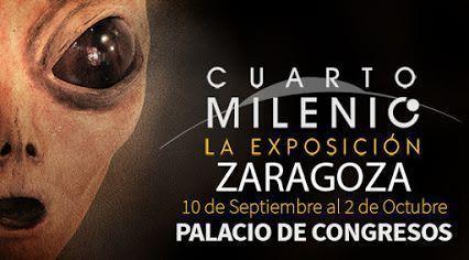 Cuarto Milenio llega a Zaragoza • Un buen día en Zaragoza