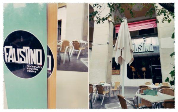 Cafetería Faustino