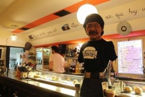 The Bronson Bar, Western Burguer