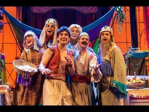 Aladin - musical en Zaragoza
