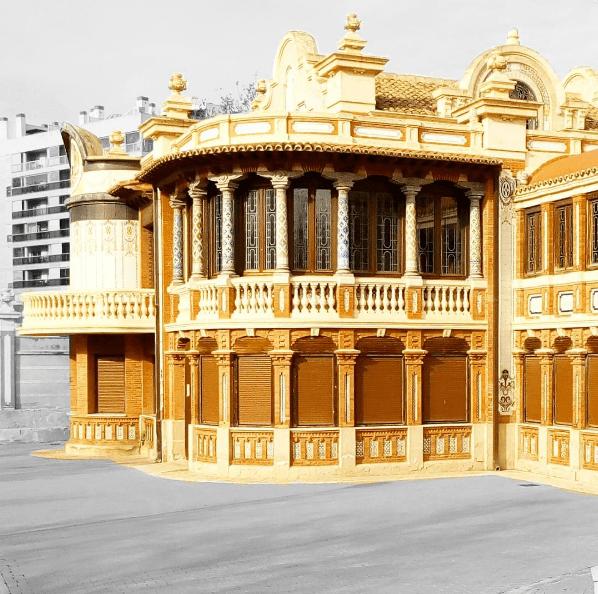 Visitas guiadas casa Solans Zaragoza