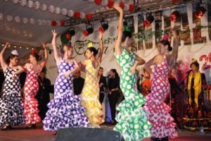XXXI Feria de Andalucía de Zaragoza en la Sala Multiusos del Auditorio