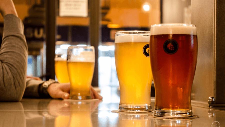 La mejor cerveza artesanal en Zaragoza hoppy
