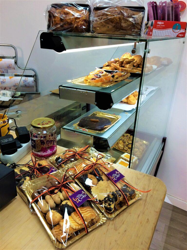 La Mar de Cookies Zaragoza pasteles