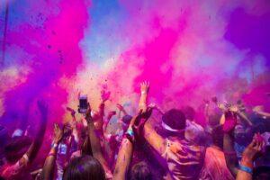 Holi Run 2017, la primera carrera de colores