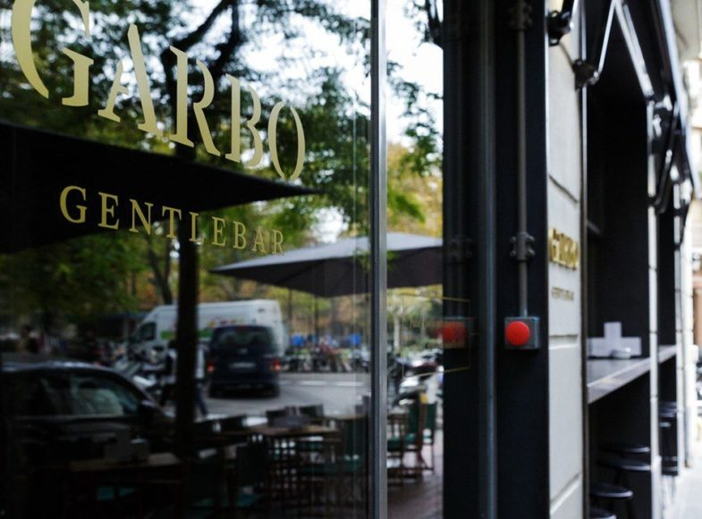 Un buen brunch en Zaragoza. Garbo Gentlebar